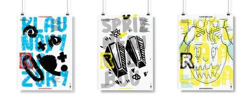 Rubín posters / Rubín plakáty
