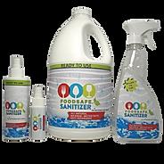 4L FoodSafe Sanitizer 4 SIZES - Brand co
