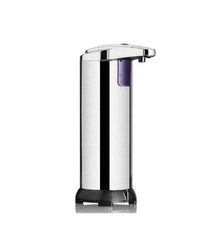 Chrome Automatic Sanitizer or Soap Dispenser (Gel, liquid or foam) - Wholesale