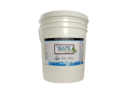 The SAFE Disinfectant - 20 Liter Pail