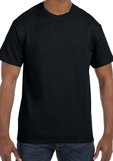 Adult Unisex T-Shirt 5.3 oz. Black