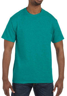 Adult Unisex T-Shirt 5.3 oz. Jade