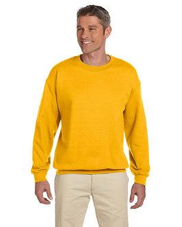 Adult Unisex Fleece Crew Gold
