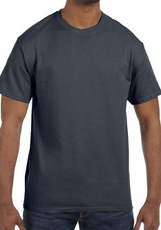 Adult Unisex T-Shirt 5.3 oz. Charcoal