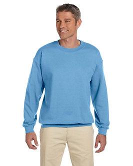 Adult Unisex Fleece Crew Carolina Blue