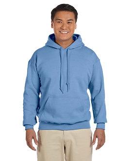 Gildan Adult Hood SweatShirt Carolina Blue