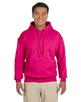 Gildan Adult Hood SweatShirt Heliconia