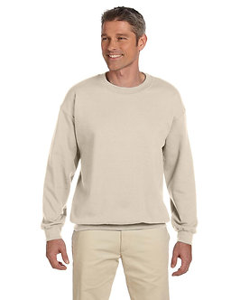 Adult Unisex Fleece Crew Sand
