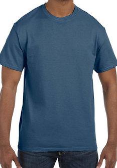 Adult Unisex T-Shirt 5.3 oz. Indigo Blue