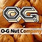 O-G Nut Company Logo