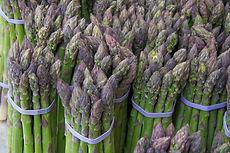 Bundels of Asparagus