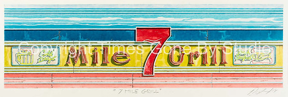Mile Seven Grill