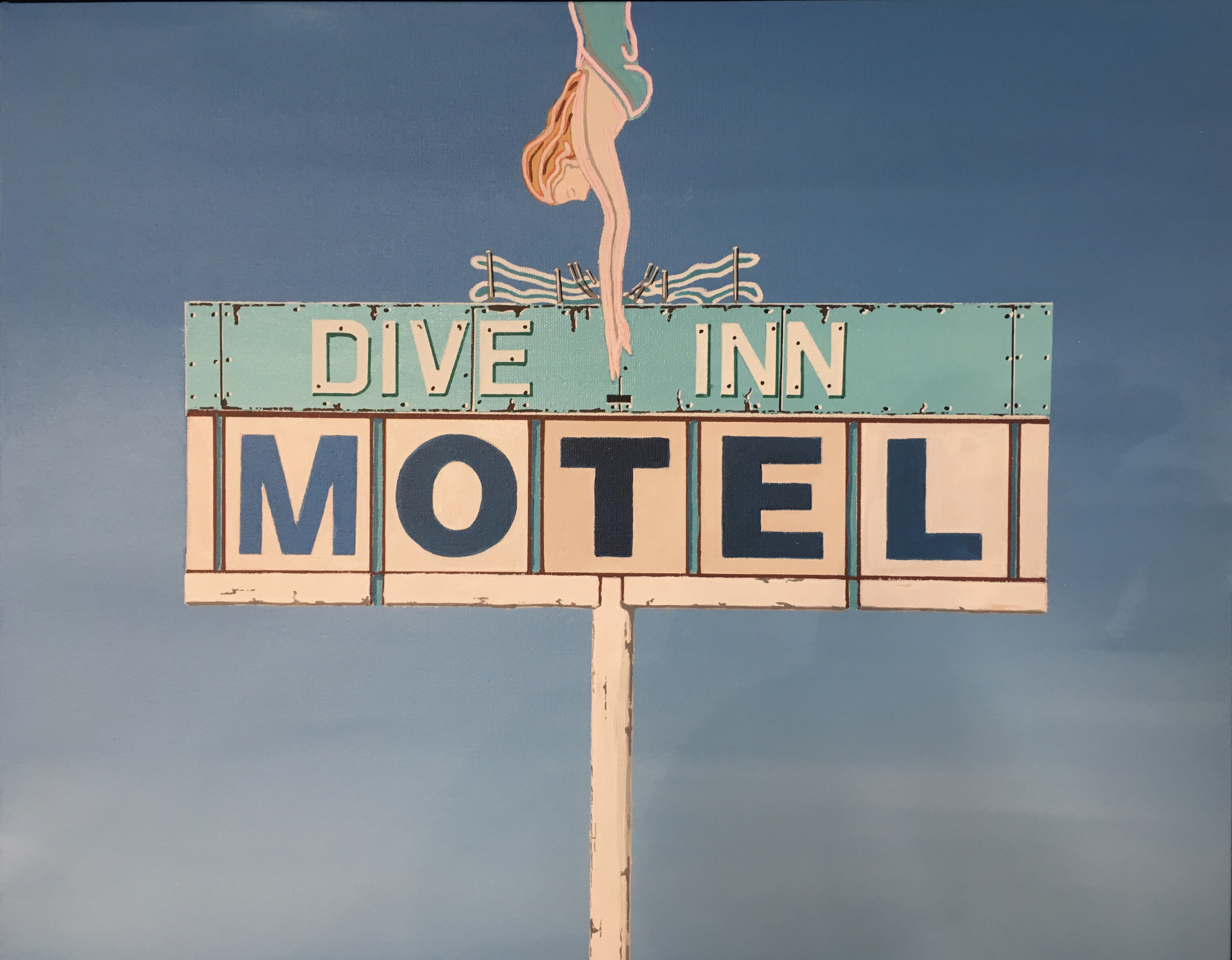 Dive Inn Motel