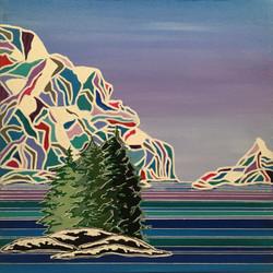Iceberg Mountains