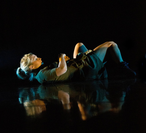 Production: Awakening Tour (Freefall Dance) Photographer: John Freddy Jones
