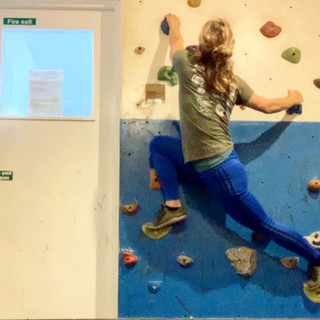 Leanring to climb