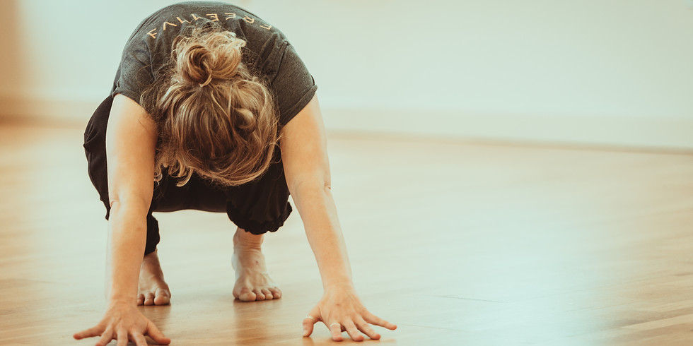 FLOORWORK FIT: Conditioning for Dancers
