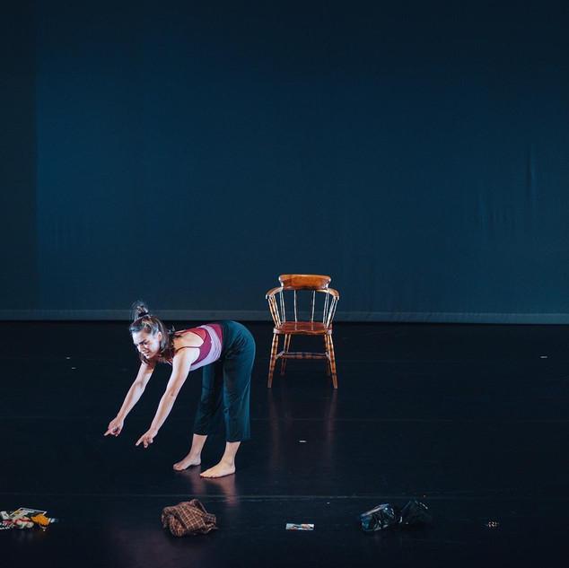 Production: 24  Dancer: Charlotte Luke