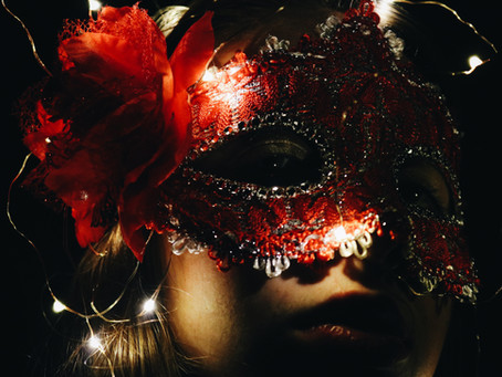 Diary of a Sensitive Soul no 22 - The Mask of being Authentic