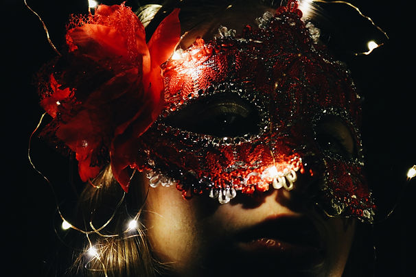 Masquerade Close-up