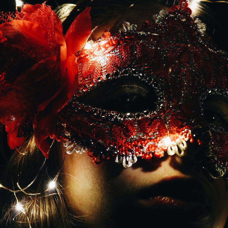 Enchanted Evening: Behind the Mask