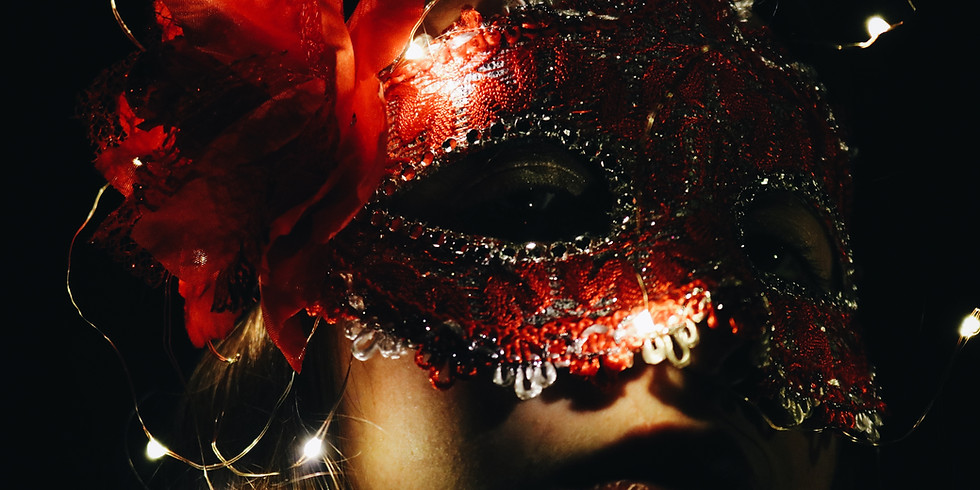 Enchanted Evening: Behind the Mask (1)