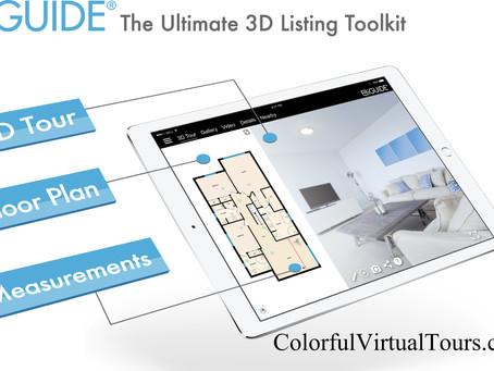Heard of iGUIDE Virtual Tours? It's not just an alternative to Matterport. iGUIDE Virtual Tour techn