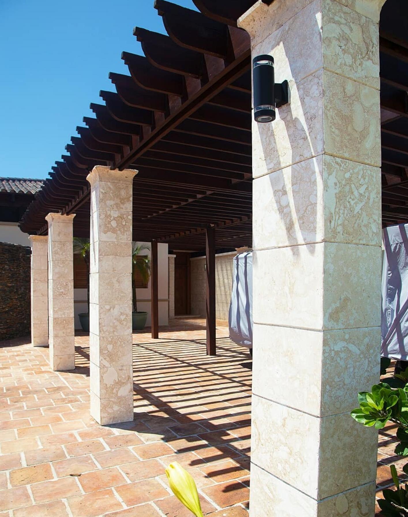 Coralite - Columns