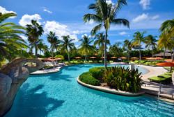 Resort Pool Decking