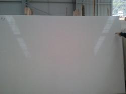Eden White - Slab - Polished