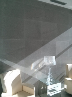 Luxe Grey - Striated - Interior Wall Cladding