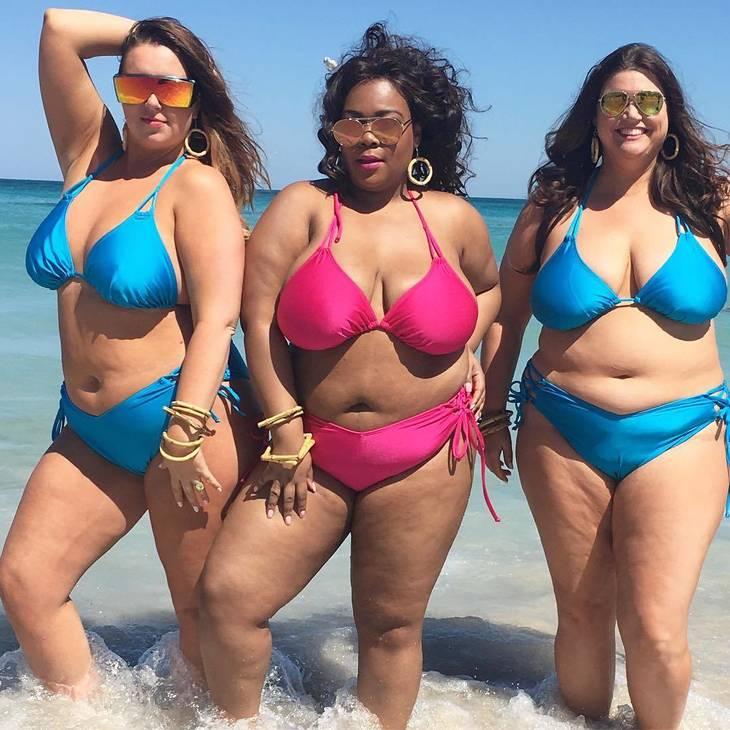 Curvy Beach Babes