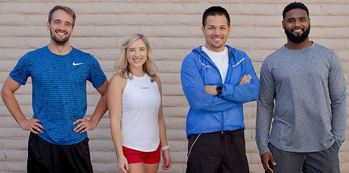 Meet the Body Worx team!