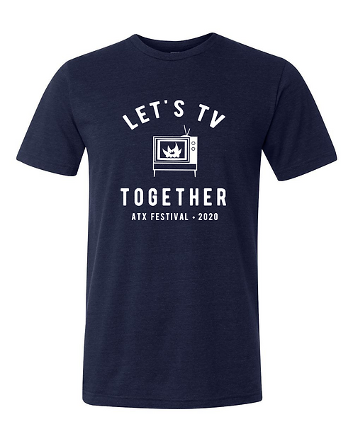 TV TOGETHER Tee - Unisex Crew Neck