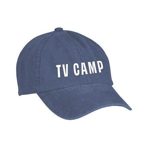 TV CAMP Baseball Cap