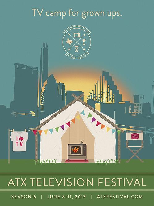 ATX Festival Season 6 Poster (2017)