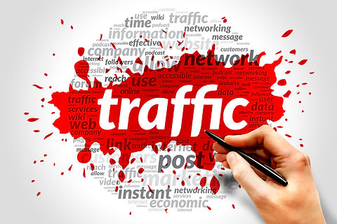 Laser Targeted Traffic To Your Website _