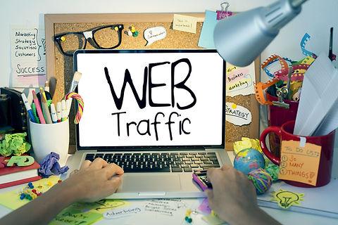 Targeted Website Traffic   Buy Website Traffic   Pulse Marketing Co.