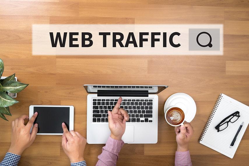 Buy Web Traffic | Targeted Website Traff