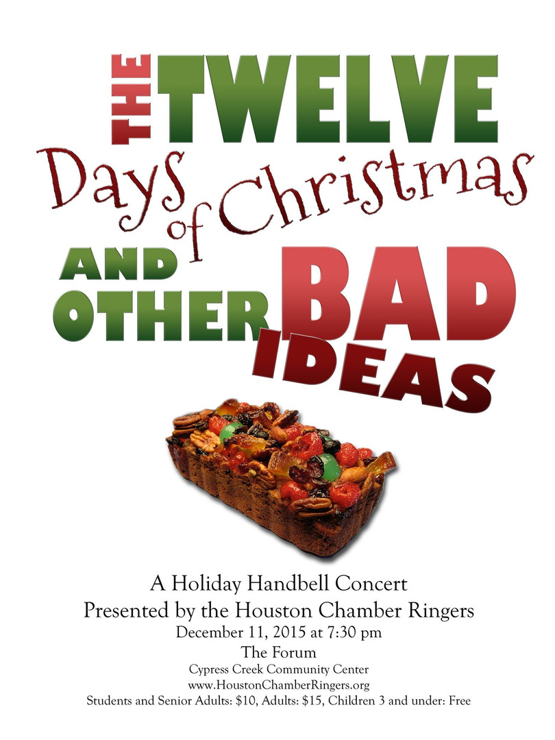 The Tweleve Days of Christmas and Other Bad Ideas