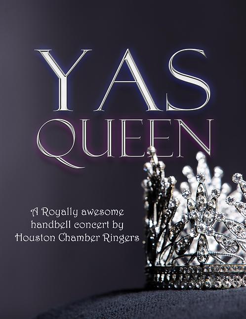 Yas Queen (Adult ticket)