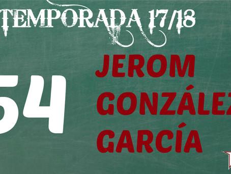 Jerom González,nueva incorporación para el Segunda Nacional