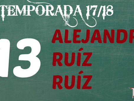 """Alex Ruíz se queda """"en casa"""" para seguir creciendo"""