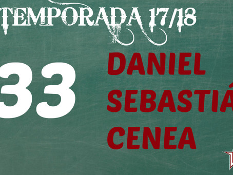 Daniel Sebastiá Cenea, primer jugador del Segunda Nacional