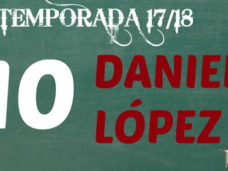 """Dani López """"Melo"""", una joya riojana para el Segunda Nacional"""