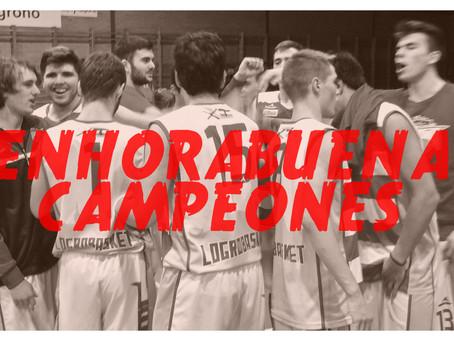 Logrobasket 99 campeones de Copa Junior tras vencer a CBSI Pub Proost (69-56)