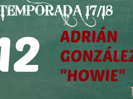 """Adrián González """"Howi"""", un ala-pívot de la casa para nuestro Segunda Nacional"""