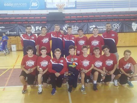 Torneo de canteras de Logroño 26/27/28 de Diciembre