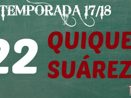 Quique Suárez, fichaje estrella para el Segunda Nacional