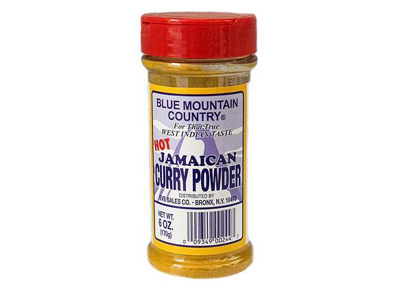 Blue Mountain Jamaican Curry Powder (Hot)